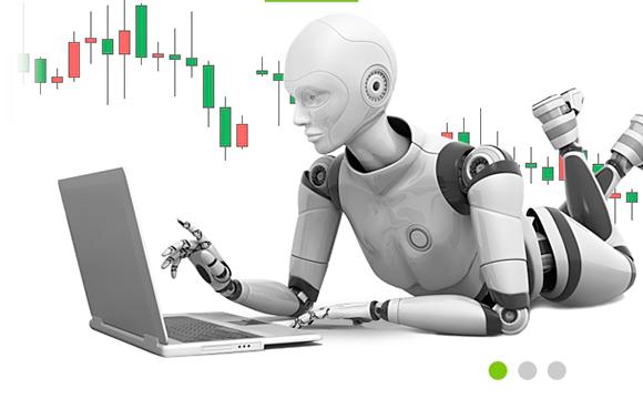 Заработать на биткоинах с помощью робота - просто!